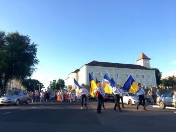 праздничный парад «Выпускник-2018» - Измаил - 3