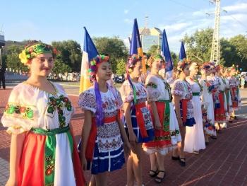праздничный парад «Выпускник-2018» - Измаил - 5