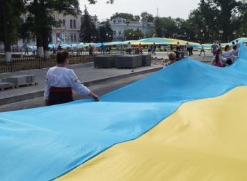 Измаил отметил 25-ю годовщину независимости Украины-1
