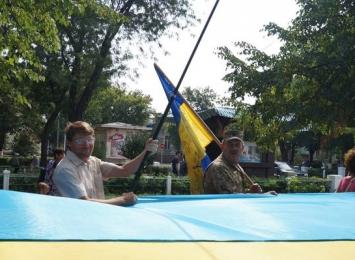 Измаил отметил 25-ю годовщину независимости Украины-2