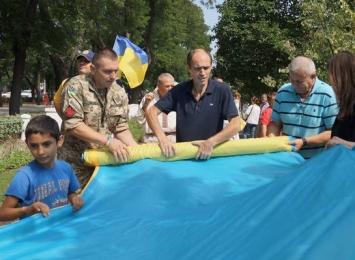 Измаил отметил 25-ю годовщину независимости Украины-4