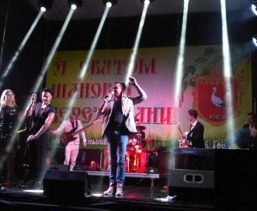 Березівка святкує День народження - група групи «Прем'єр Проджект»