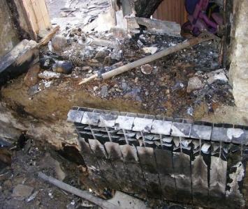 Пожежа в селі Перехрестове - 5