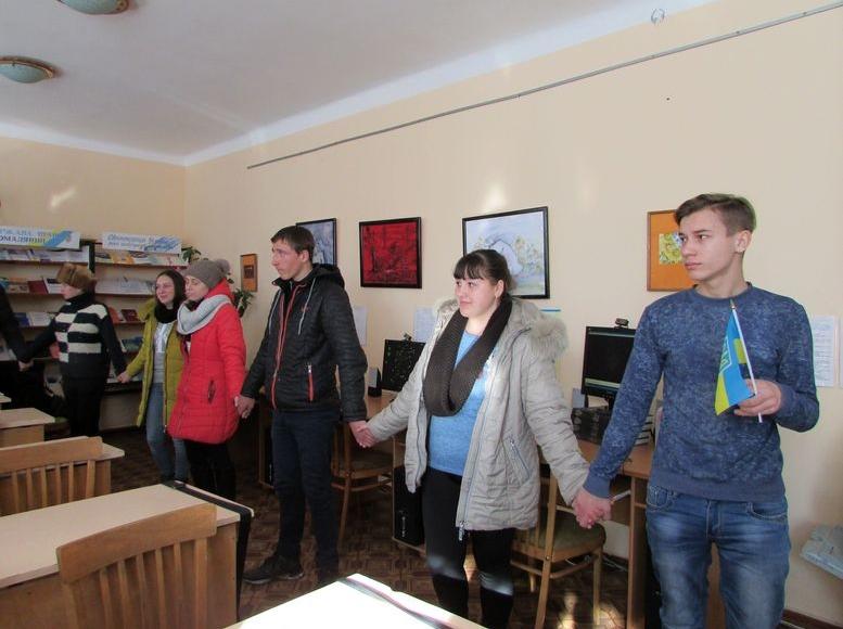 книжкова виставка «Соборна духом Україна» - Татарбунари - бібліотека - 03