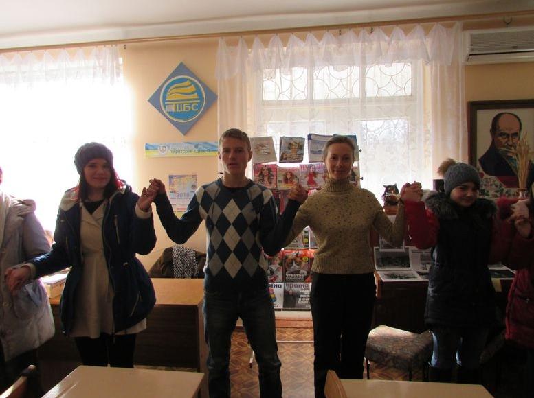 книжкова виставка «Соборна духом Україна» - Татарбунари - бібліотека - 04