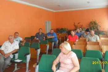 Робочі наради з головами сільських рад та сільгоспвиробниками - 5