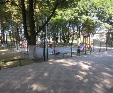 Кодима - відновлений парк після 10 років запустіння - 1