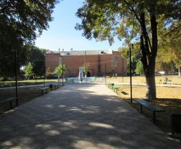 Кодима - відновлений парк після 10 років запустіння - 2