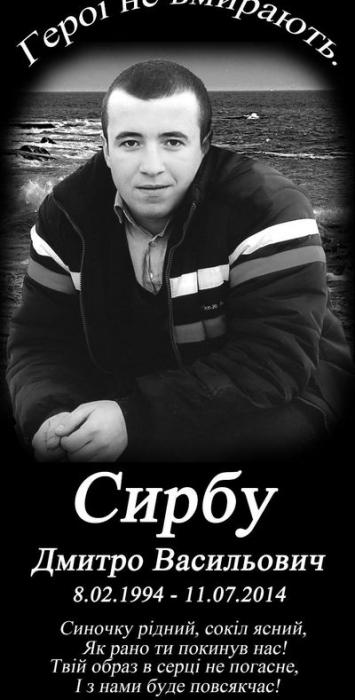 Сырбу Дмитрий - 3