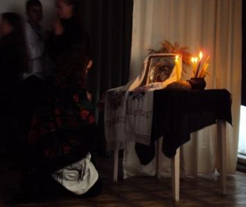 Вечір пам'яті «Пекучий біль мого народу» - Саврань - 04