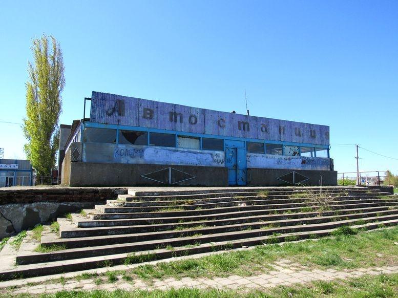 Автовокзал - Татарбунари - 01