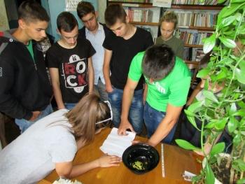 Квест-гра «Детективне «бібліоагенство» - бібліотека - Татарбунари - 05