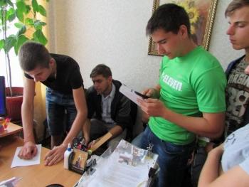 Квест-гра «Детективне «бібліоагенство» - бібліотека - Татарбунари - 08