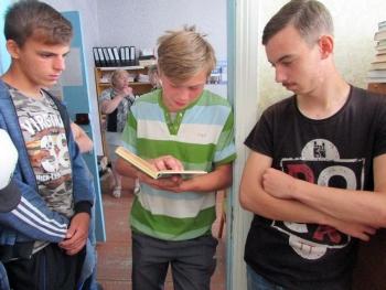 Квест-гра «Детективне «бібліоагенство» - бібліотека - Татарбунари - 10