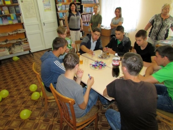 Квест-гра «Детективне «бібліоагенство» - бібліотека - Татарбунари - 14