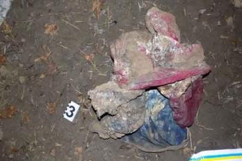 знайдено два невпізнаних трупи - траса Ізмаїл-Рені - 01