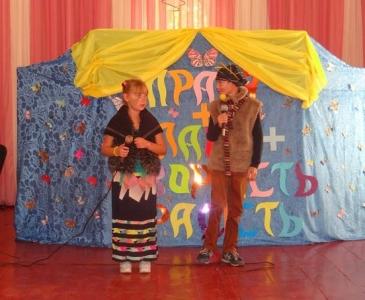 День відкритих дверей в Окнянському районному будинку дитячої та юнацької творчості - 1
