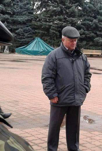 Мітинг працівників Великомихайлівського держлісгоспу - 07