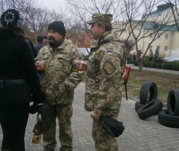 Годовщина майдана - Измаил - 04