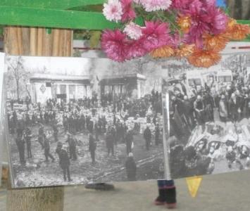 Годовщина майдана - Измаил - 05