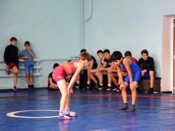учебно-тренировочные схватки по вольной борьбе - Измаил - 02