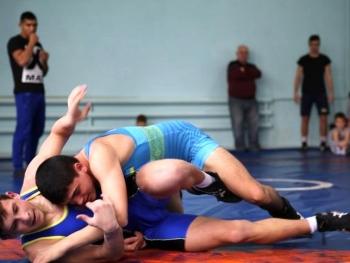учебно-тренировочные схватки по вольной борьбе - Измаил - 03