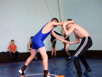 учебно-тренировочные схватки по вольной борьбе - Измаил - 05