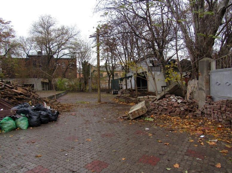 Одеса - Літній театр - Міський сад - 03