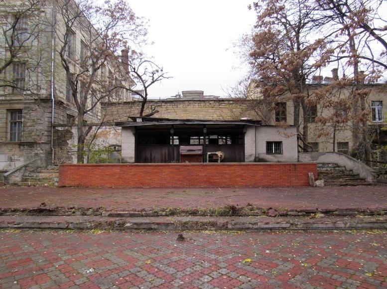 Одеса - Літній театр - Міський сад - 04