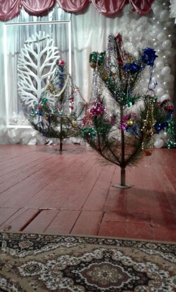 новорічне свято для дітей - Велика Михайлівка - 01