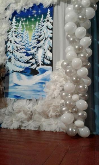 новорічне свято для дітей - Велика Михайлівка - 02