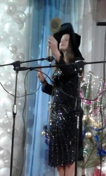 новорічне свято для дітей - Велика Михайлівка - 04