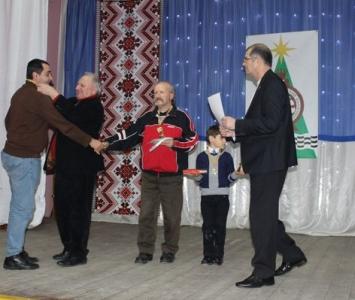 Болгарский шахматный турнир - Измаил - 01