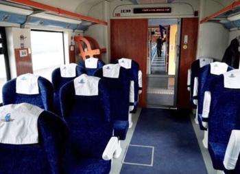 потяг Одеса - Кишинів - 05
