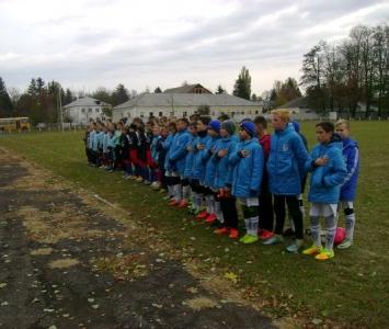 Міжобласні змагання з футболу - Саврань - 1