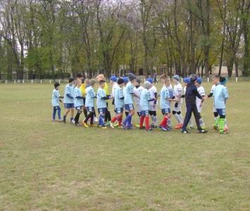 Міжобласні змагання з футболу - Саврань - 3