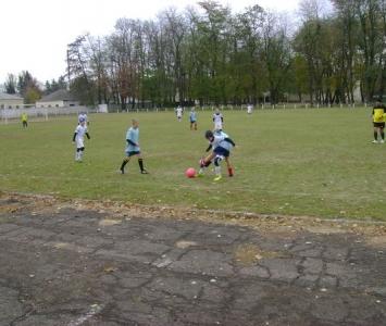 Міжобласні змагання з футболу - Саврань - 4