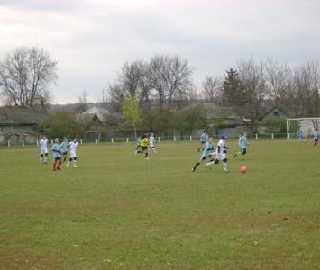 Міжобласні змагання з футболу - Саврань - 7