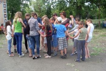 День захисту дітей - Миколаївський район - 1