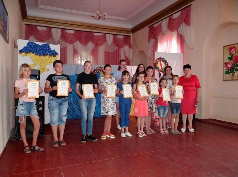 звітній концерт - Окнянський районний БДЮТ - 07