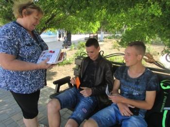 книжкова виставка «Чарівники сміху» - Татарбунари - 06