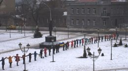 День Соборності України - Ізмаїл
