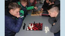 Шаховий турнір «Golden Castle» - Саврань