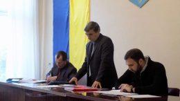 Сесія районної ради - Захарівка