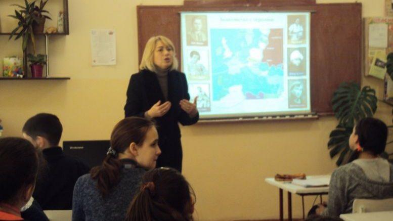 У Саврані вшанували пам'ять жертв Холокосту