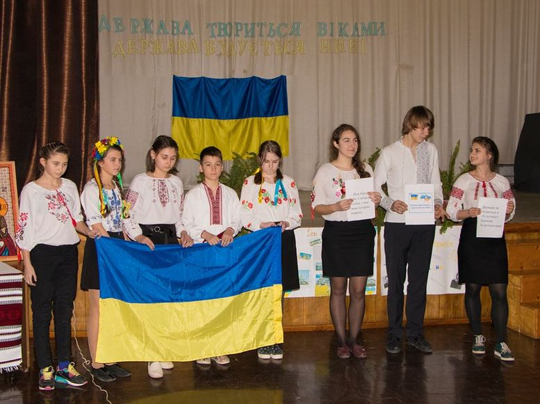 Уроки історії й сьогодення - одеська гімназія №7 - 4