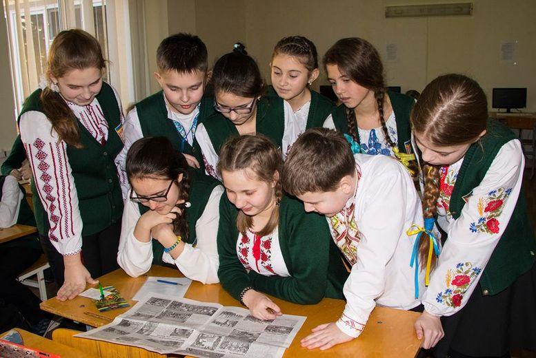 Уроки історії й сьогодення - одеська гімназія №7 - 5