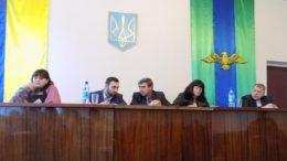 Засідання колегії в Захарівській райдержадміністрації