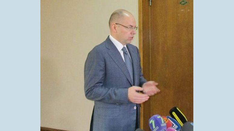 губернатор Степанов