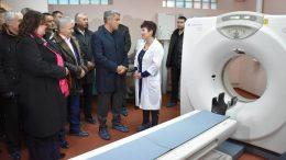 компьютерный томограф - Любашевка